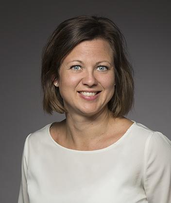 Foto på Åsa Ljungvall, Utredare