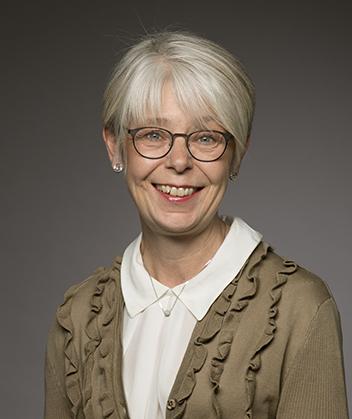 Foto på Marianne Svensson, Projektdirektör
