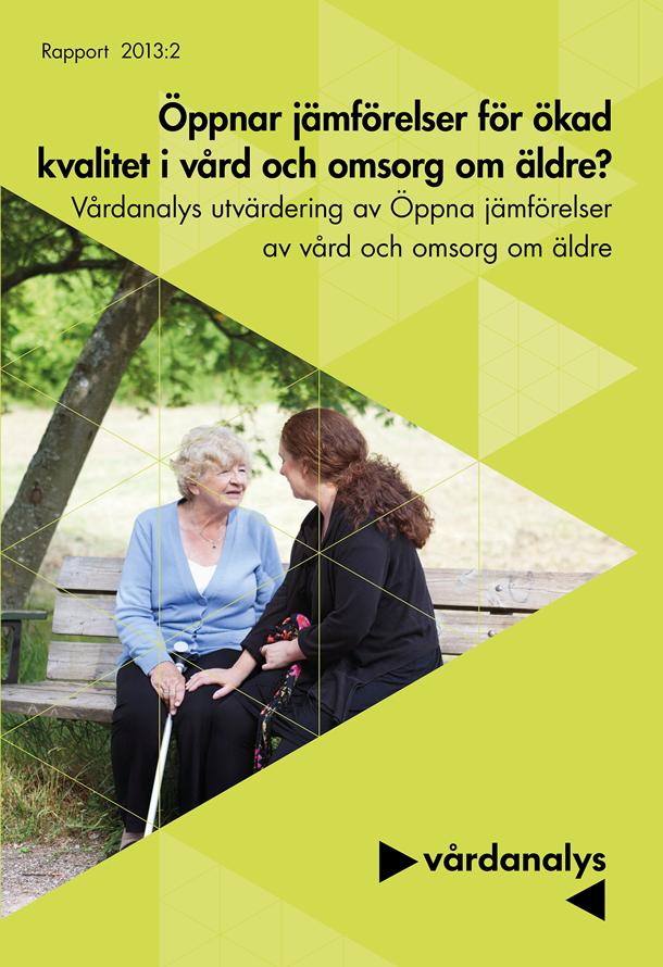 Omslag äldre person i samtal