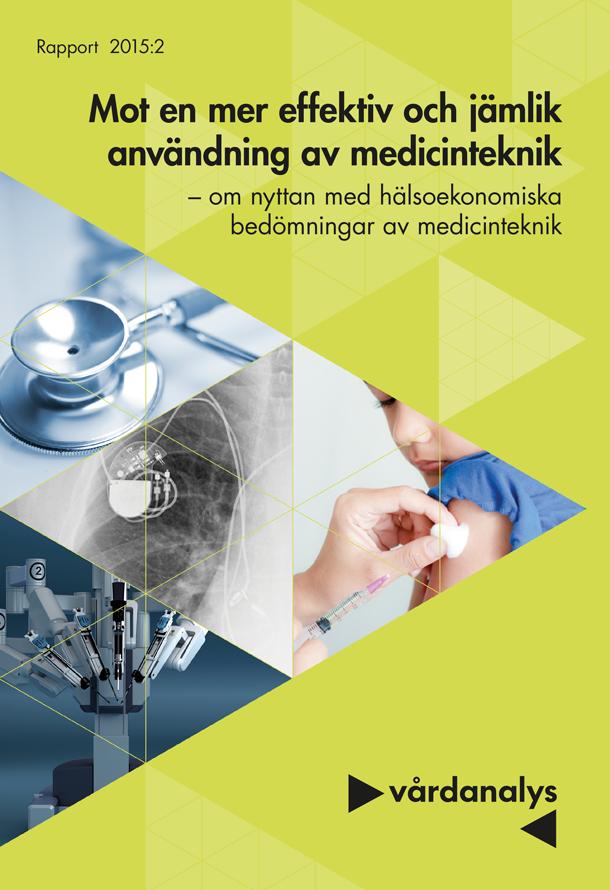 Omslag medicinteknik