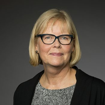 Foto på Anna Dunér, styrelseledamot