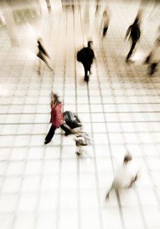 Personer på resa